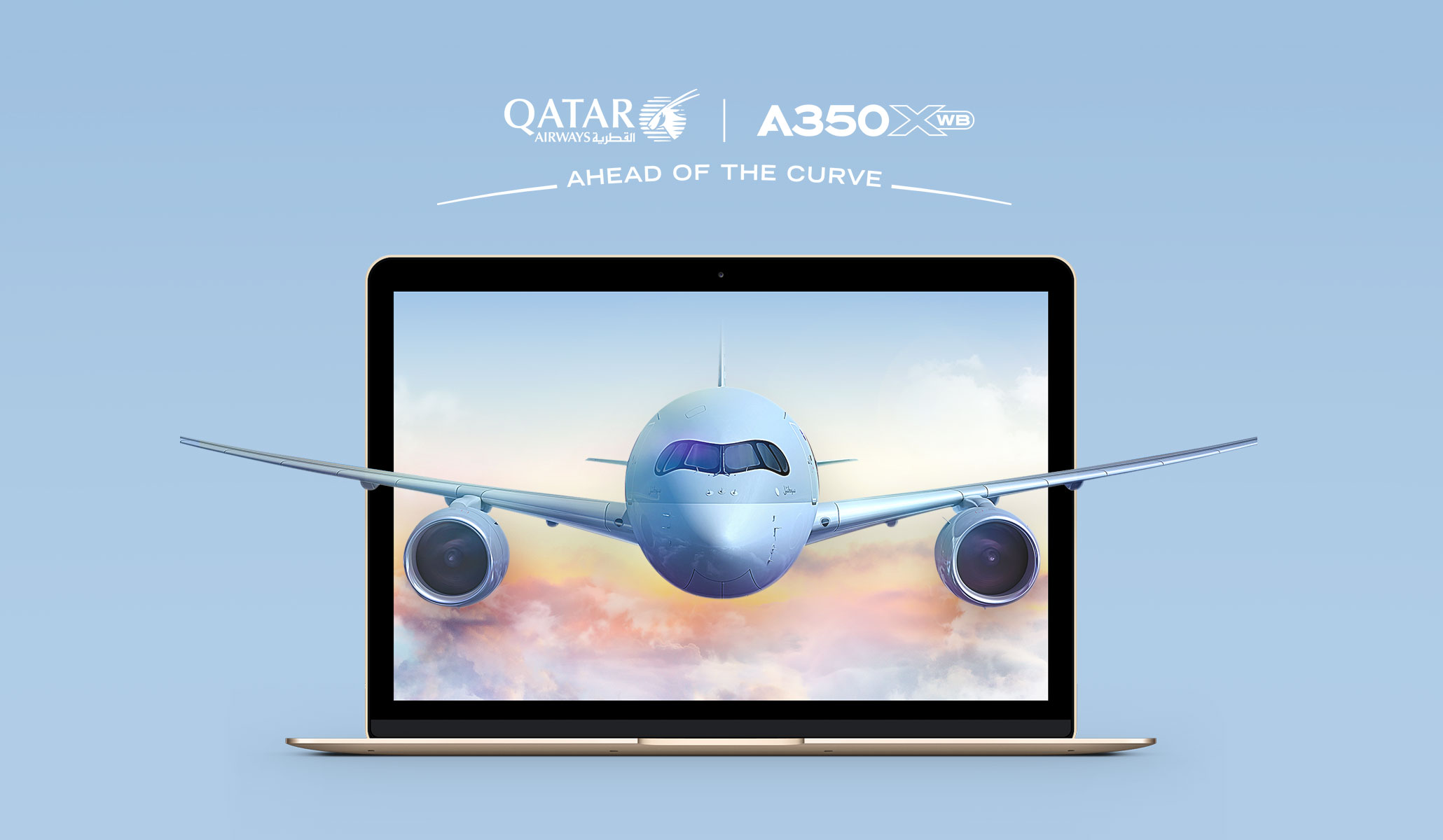 Qatar Airways New A350
